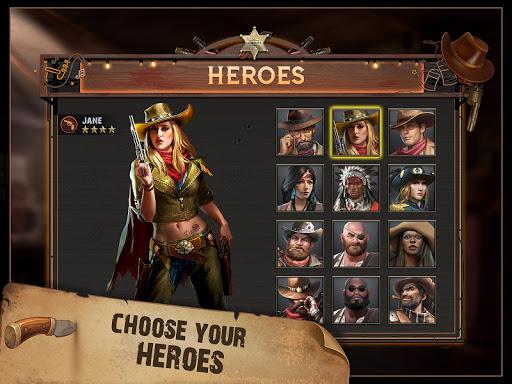 West Game screenshot 3