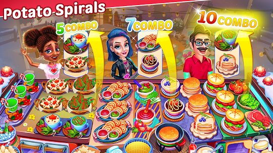 Christmas Cooking: Crazy Restaurant Mod Apk (Unlimited Money) 10