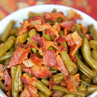Smothered Green Beans.
