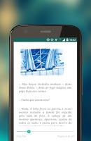 screenshot of Árvore de Livros