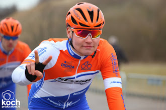 Photo: 10-03-2018: Wielrennen: Ronde van Zuid Holland: Den HaagChristian Varweg, Sensa Kanjers voor Kanjers