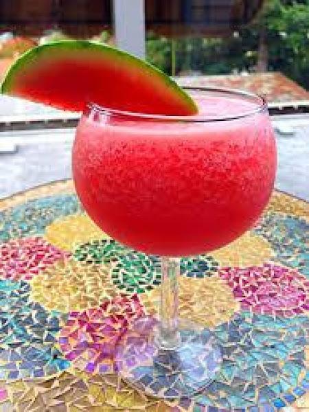 Cinco De Mayo Watermelon Margarita Recipe
