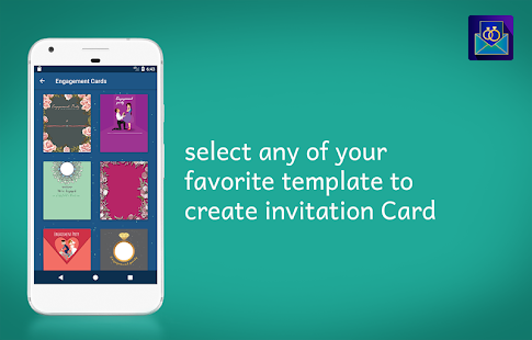 Engagement invitation card maker apps on google play screenshot image stopboris Images