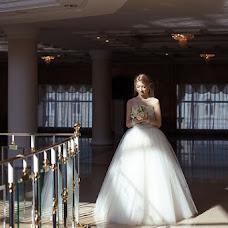 Wedding photographer Alina Kazina (AlinaKazina). Photo of 10.10.2017
