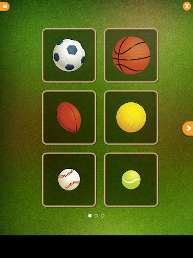 Aprendiendo sobre Deportes 3.1.8 screenshots 3