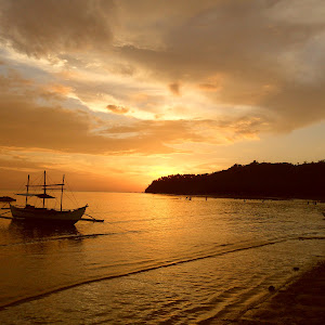Sunset in Sipalay Philippines.JPG