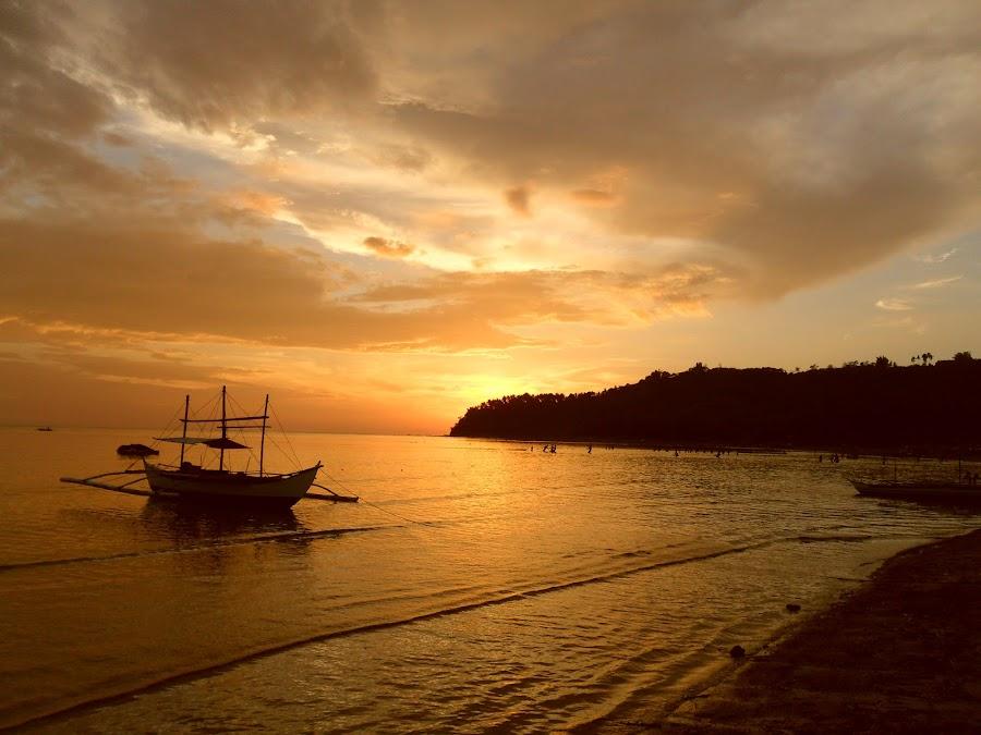 Sunset  by Wilfred Jayme Limaco - Landscapes Sunsets & Sunrises