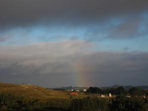 Photo: Morning rainbow