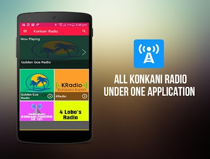 Golden Goa Konkani Radio- screenshot thumbnail