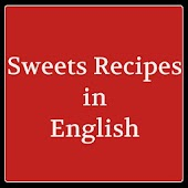 Sweets Recipes in English