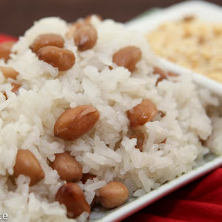 Peanut Sticky Rice (Xoi Dau Phong).