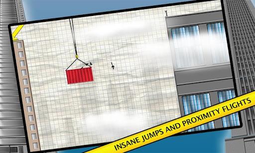 Stickman Base Jumper screenshot 1