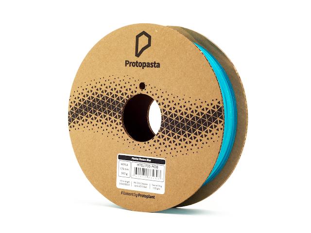 Proto-Pasta Marine Dream Blue Multicolor HTPLA Filament - 1.75mm (0.5kg)