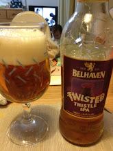 Photo: ベルヘヴン ツイステッドシスルIPA。スコットランド好きからするとしびれる名前にラベルだけど香りが好みではなかった・・・