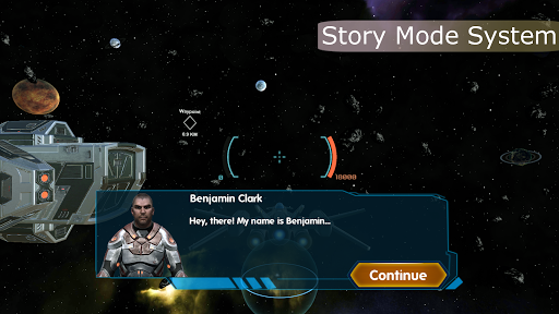 Raptor: The Last Hope - Space Shooter android2mod screenshots 3