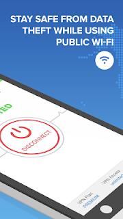 SecureVPN Free Online Privacy screenshot 02