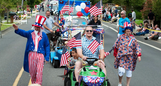 День независимости США, Independence Day или 4 июля