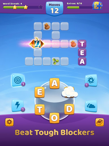 Word Rangers: Crossword Quest android2mod screenshots 8