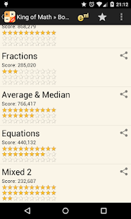 King of Math Pro - screenshot thumbnail