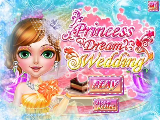 公主的夢想婚禮遊戲