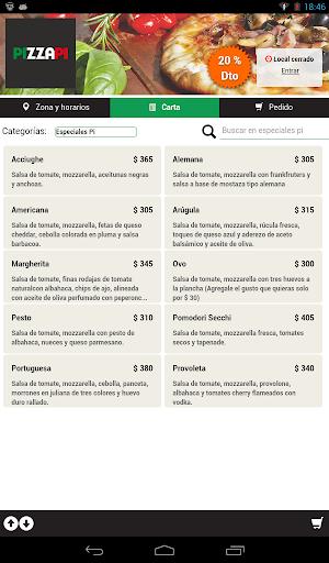 Pizzapi  screenshots 7