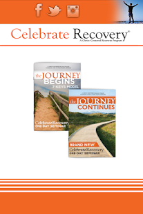 Celebrate Recovery- screenshot thumbnail