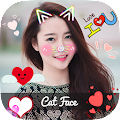 Cat Face - Photo Editor, Collage Maker & 3D Tattoo download