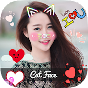 App Cat Face - Photo Editor, Collage Maker & 3D Tattoo APK for Windows Phone