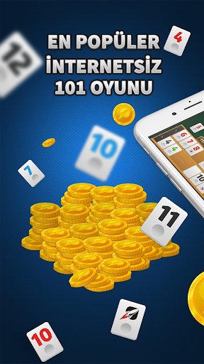 101 Okey HD u0130nternetsiz - Yu00fczbir Okey HD 19.0 screenshots 1
