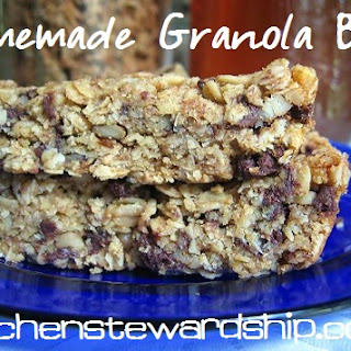 KS Healthy Granola Bar