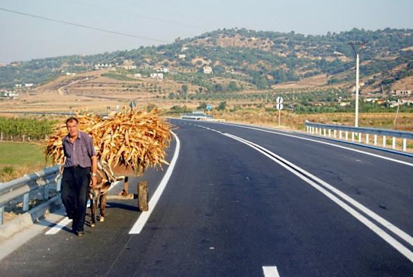 Sulle autostrade albanesi di mrk982