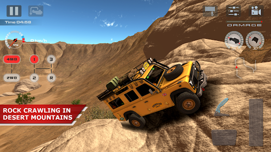 OffRoad Drive Desert 1.0.6 MOD (Unlimited Money) 4