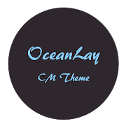 OceanLay - CM12/13 Theme