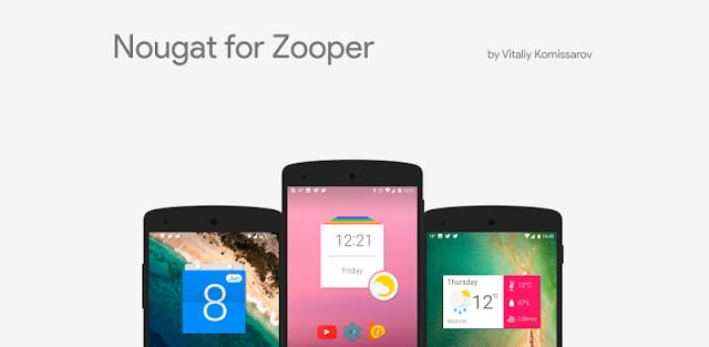 نوجات ل Zooper