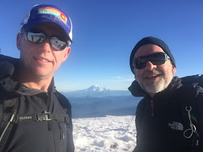 Photo: Me and the old man on the summit