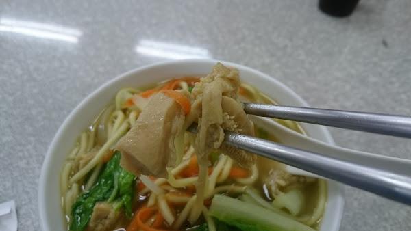 台南牛肉清湯(竹東二重店)