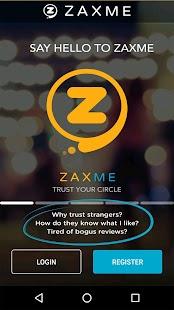 Zaxme - náhled