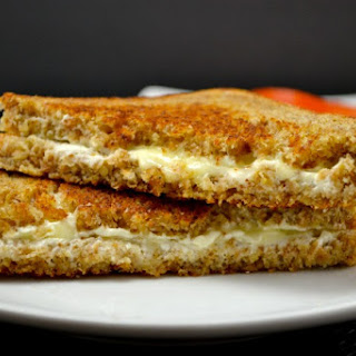 Muenster Grilled Cheese Sandwiches.