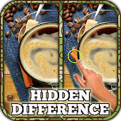Hidden Difference: Coffee Shop