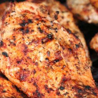 Taco Chicken Marinade.