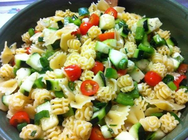 Perfect Pasta Salad Recipe