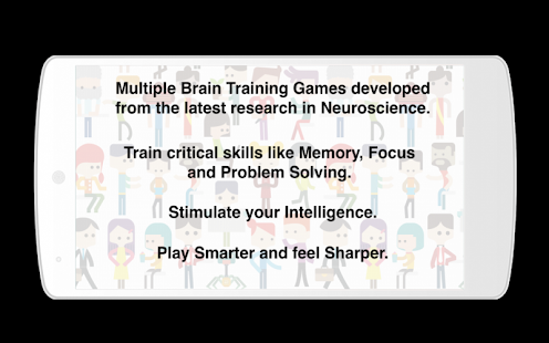 Elevate your Brain Training- screenshot thumbnail