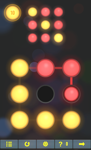 Neon Hack: Pattern Lock Game- screenshot thumbnail