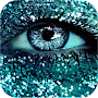 Glitter HD Wallpapers APK icon
