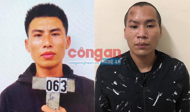 2 đối tượng Nguyễn Xuân Niên và Nguyễn Xuân Trung