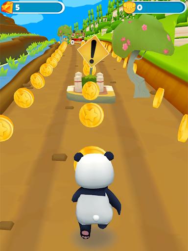Baby Panda Run 1.2.15 screenshots 19