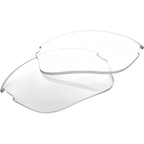 100% Sportcoupe Replacement Lens: Clear