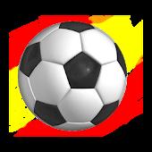Spanish Football Scores