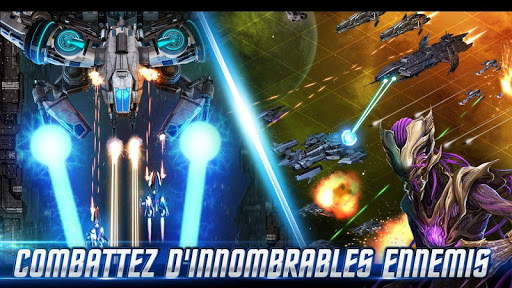 Galaxy Commando: Operation N.S. [Space War Online]  captures d'u00e9cran 1