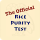 Rice Purity Test - Easy to use Purity Test App! Download on Windows